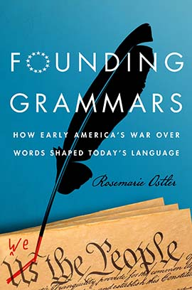 Founding Grammars Book Cover