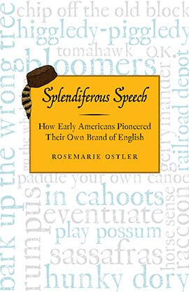 Splendiferous Speech Book Cover